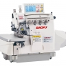 Baoyu BML-8800EXT-4-UTD | High speed four-thread computer industrial overlock with double transport