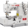 Baoyu BML-500D-02 | Industrial interlock sewing machine for edging a bias tape