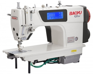 Baoyu GT-288-D4 | Computerized universal industrial sewing machine with touch display