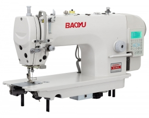 Baoyu BML-9960-D4 | Computerized industrial sewing machine with needle advance