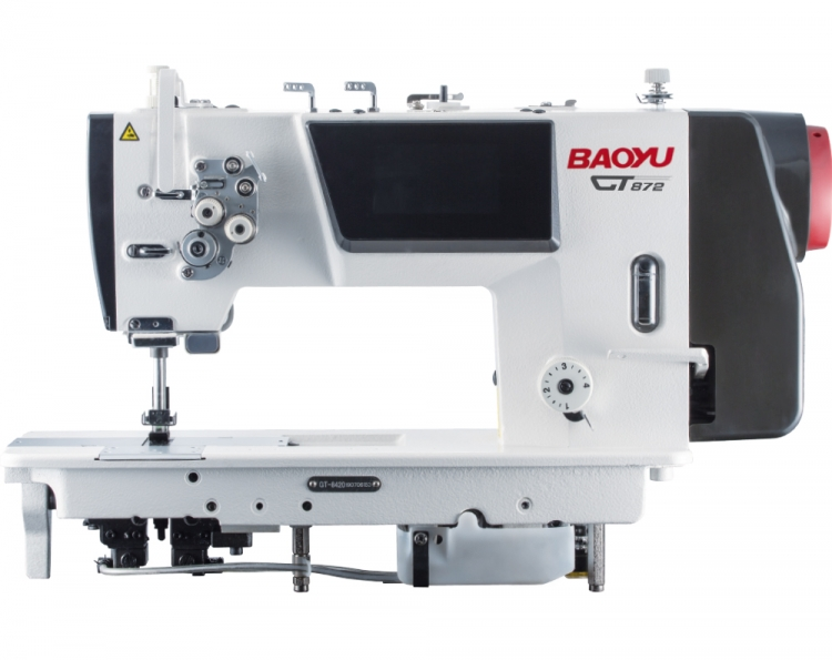 Baoyu GT-872D | Double needle industrial sewing machine