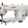 Baoyu BML-0313-D4 | Computerized industrial sewing machine with long arm and double material transport