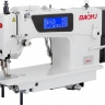 Baoyu GT-303-D4 | Computerized industrial sewing machine with touch screen and double material transport