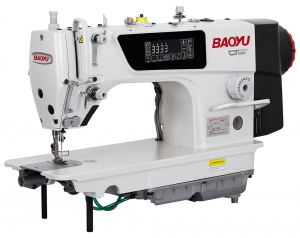 Baoyu GT-280-D4 | Computerized universal industrial sewing machine with touch screen