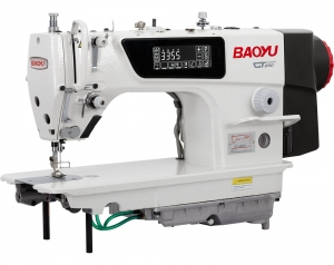 Baoyu GT-280H-D4 | Computerized universal industrial sewing machine with touch screen