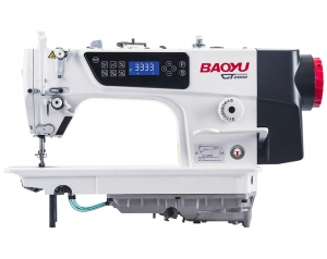 Baoyu GT-280E-D4 | Computerized universal industrial sewing machine
