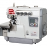 Baoyu GT-900D-4-UTD | High-speed four-thread computer industrial overlock with vacuum suction of fabric scraps