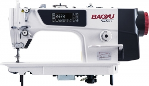 Baoyu GT-281-D4 | Computerized universal industrial sewing machine with touch screen