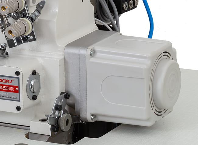 Сервопривід розпошива Baoyu BML-600D-35ZD/UT