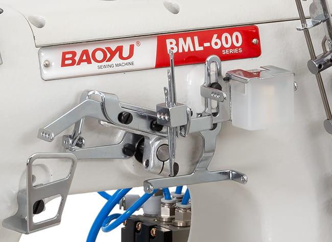 Змащення нитки розпошива Baoyu BML-600D-35ZD/UT