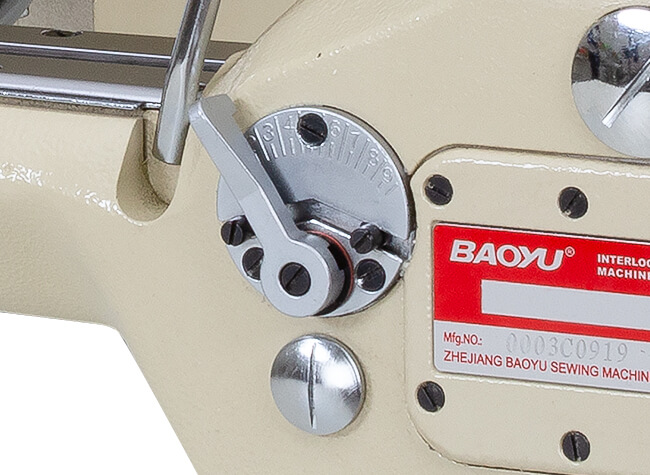 Регулятор дифференциала распошивальной машины Baoyu BML-740-01