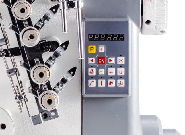 Управление распошивальной машиной Baoyu BML-500D-01/UT