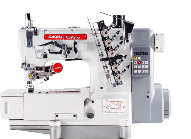 Купить распошивальную машину Baoyu BML-500D-01/UT