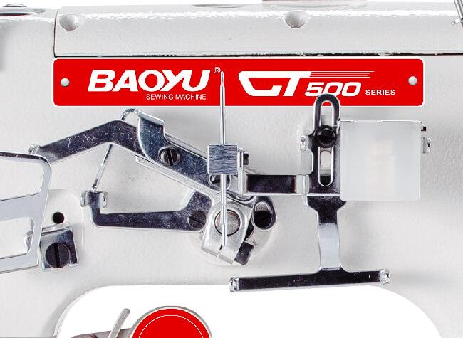 Смазка игольной нити Baoyu BML-500D-01/UT