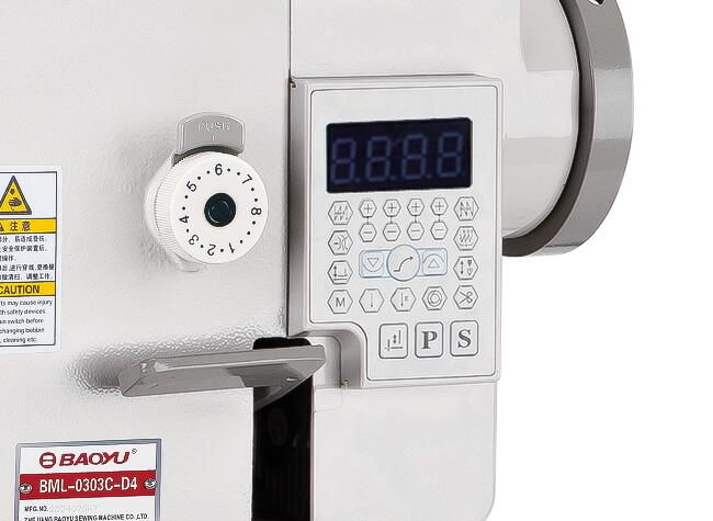 Управление швейной машиной Baoyu BML 0303C-D4