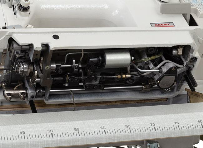 Змащення швейної машини Baoyu BML-0303-D4