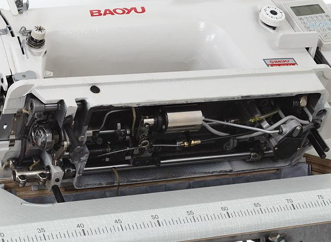 Змащення швейної машини Baoyu BML-0313-D4