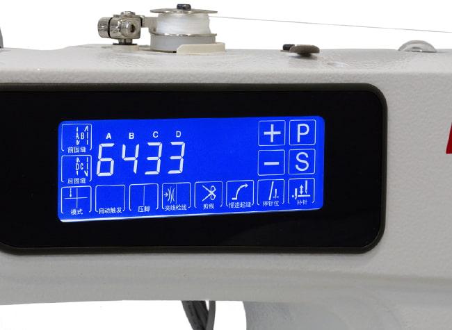 Управление швейной машиной Baoyu GT-303