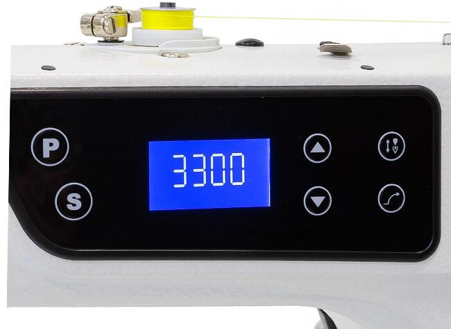 Керування швейною машиною Baoyu GT-180H