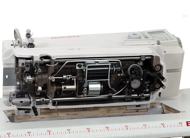 Змащення швейної машини Baoyu BML-9960-D4