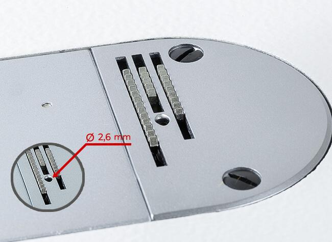 Игольная пластина швейной машины Baoyu GT-280H