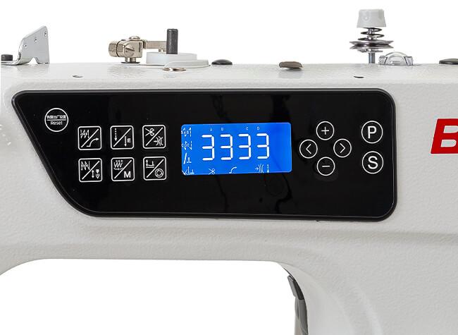 Управление швейной машиной Baoyu GT-280E