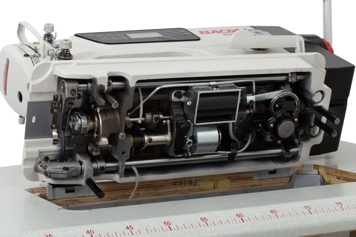 Смазка швейной машины Baoyu GT-282H-D4