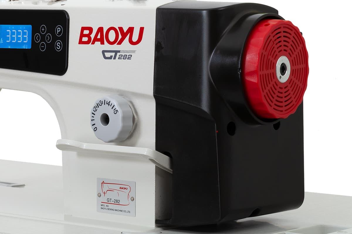 Серводвигатель швейной машины Baoyu GT-282H-D4