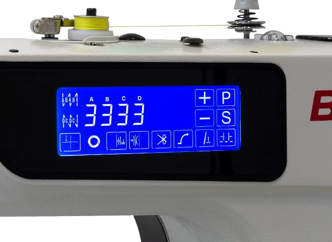 Керування швейною машиною Baoyu GT-288