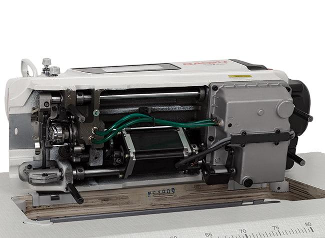 Змащення швейної машини Baoyu GT-288
