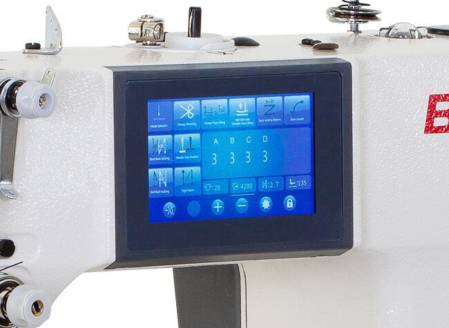 Управление швейной машиной Baoyu GT-288С-D4
