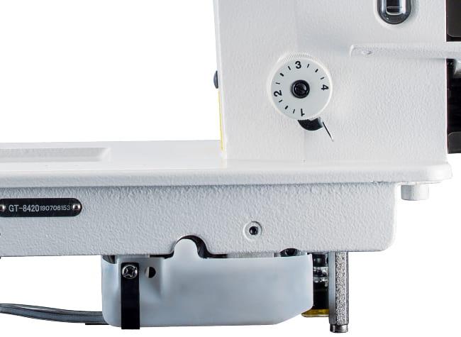 Змащення швейної машини Baoyu GT-842