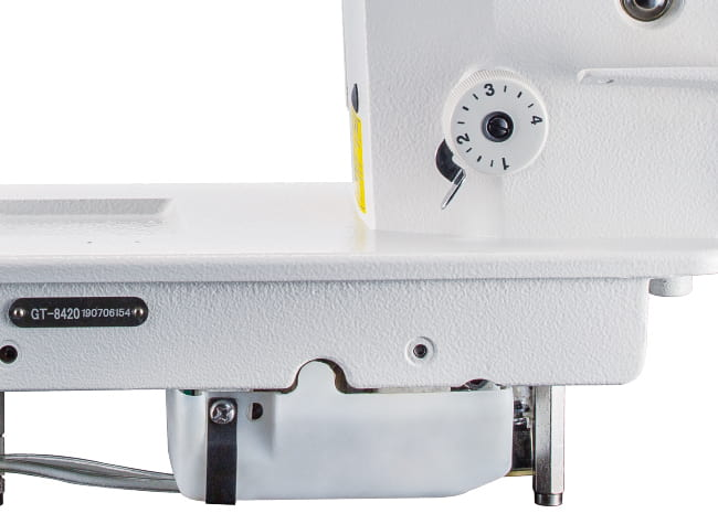 Змащення швейної машини Baoyu GT-875