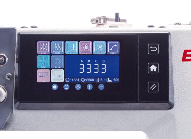 Управление швейной машиной Baoyu GT-8450-3
