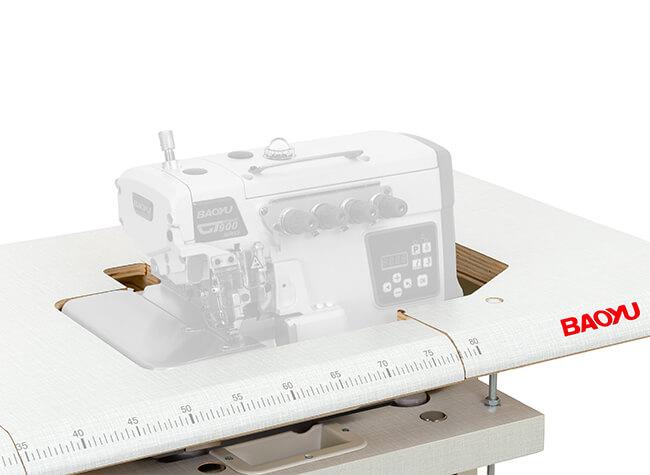 Стол оверлока Baoyu GT-900D-4KSC