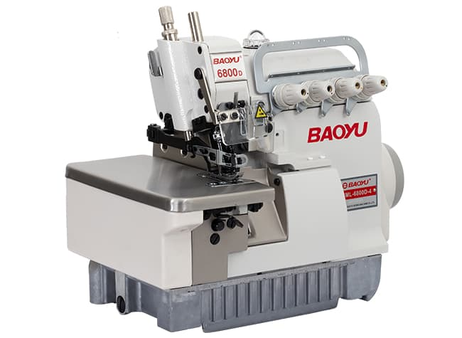 Купить оверлок Baoyu BML-6800D-4