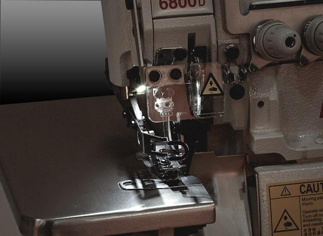 Подсветка оверлока Baoyu BML-6800D-4
