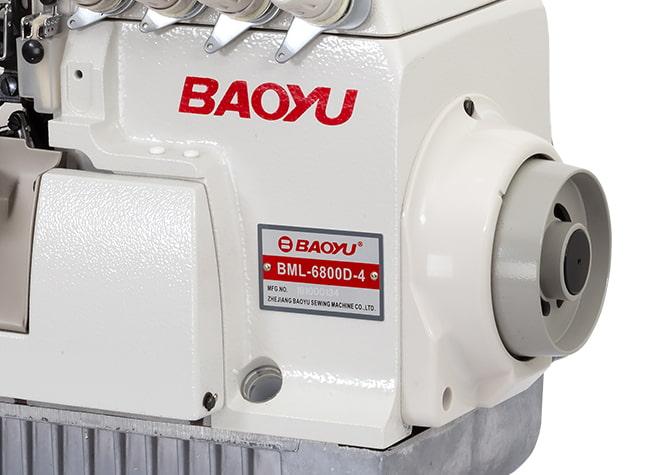 Сервопривод оверлока Baoyu BML-6800D-4