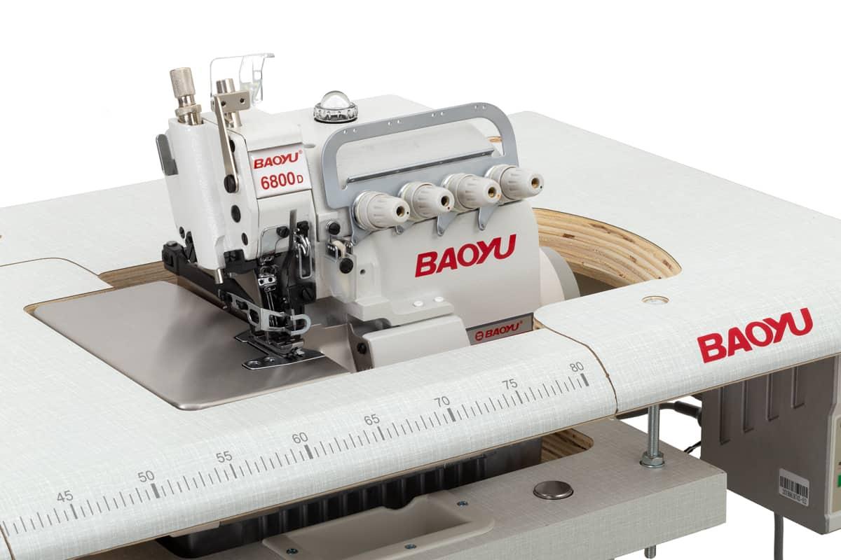Стол оверлока Baoyu BML-6800D-4