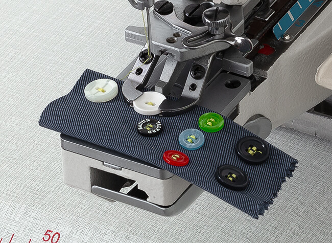 Пришивання ґудзиків Baoyu BML-373D