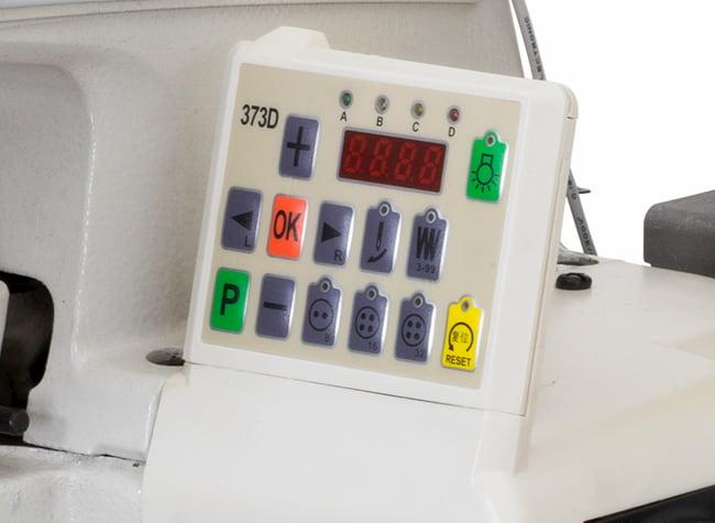 Керування гудзиковою машиною Baoyu BML-373D