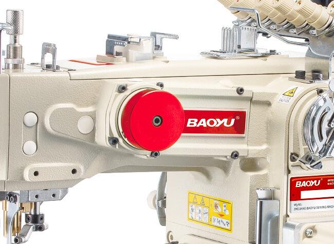 Уровень рабочего шума распошива Baoyu BML-1500/UT