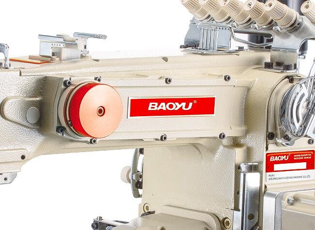 Рівень робочого шуму розпошива Baoyu BML-1500D-L/UT