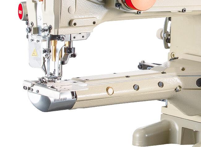 Рукавна платформа розпошива Baoyu BML-1500D-L/UT