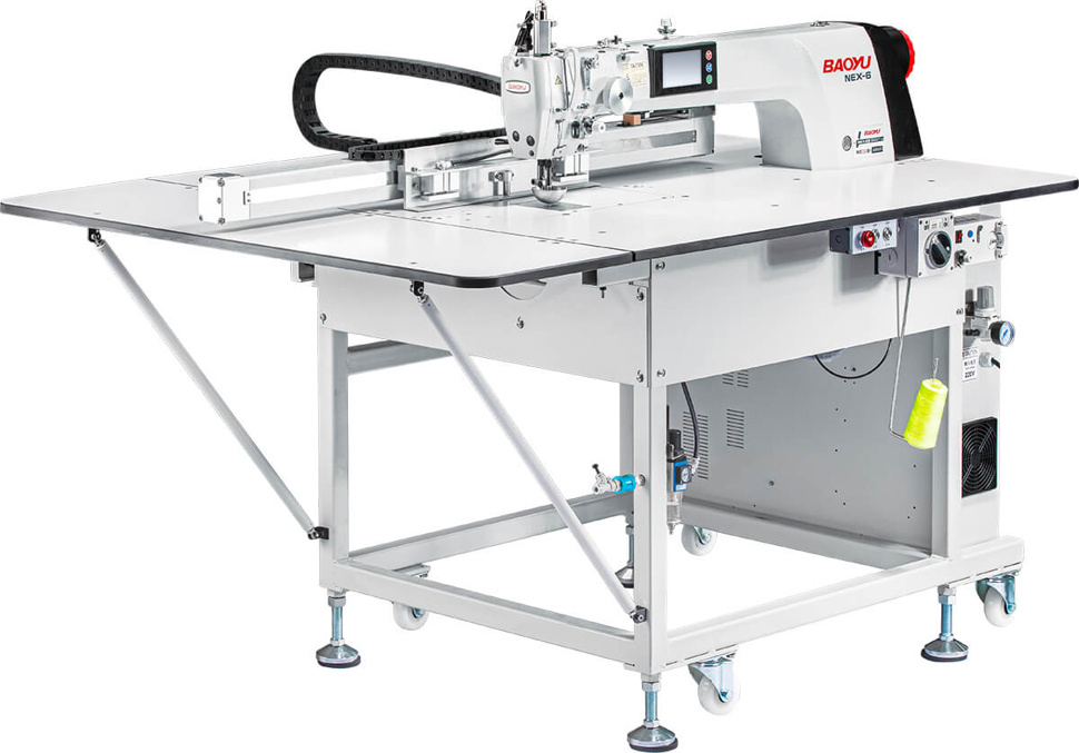 Промислова автоматична швейна машина Baoyu NEX6-4060