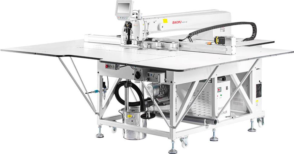 Промислова автоматична швейна машина Baoyu NEX8-90130J