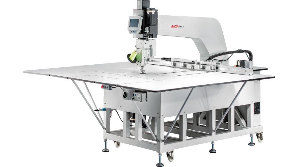 Промисловий шаблонний автомат Baoyu NEX9-90130
