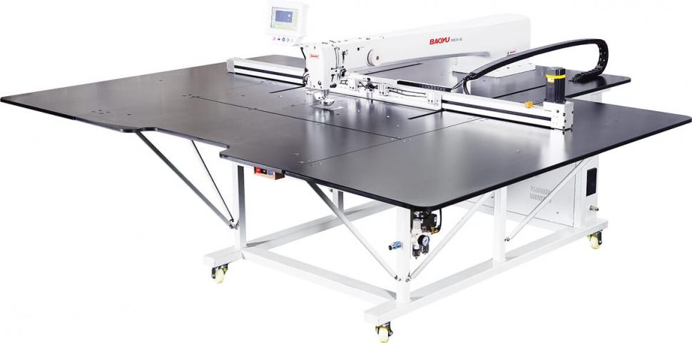 Автоматична шаблонна швейна машина Baoyu NEX8-90130
