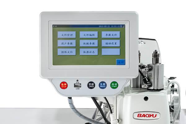Панель керування Baoyu NEX8-90130